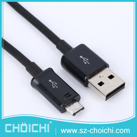 ECB-DU5ABE 1.0m/1.5m double micro usb data cable for samsung phone
