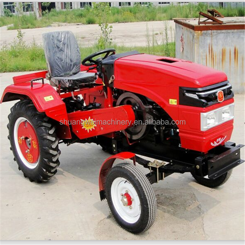 Cheap Price ! 24HP Mini mahindra farm tractor price, Single cylinder diesel engine,6+1 Gear shift tractor for sale philippines