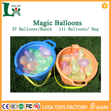 Hot Sales Bunch Water Balloons Water Bombs 111 One Packing Magic Water Balloons Bombs For Kid Toy