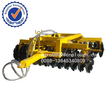 28 pcs heavy duty trailed disc harrow for tractor