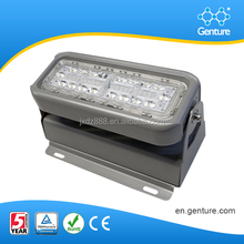 IP67 Modular led 30-60w LED flood tunnel light CE/RoHS certification