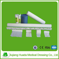 Hospital product health and medical gauze roll