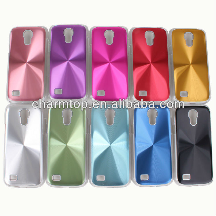 High quality CD Style Aluminum case for Samsung i9190 Galaxy S4 Mini