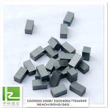 New product Anisotropic Y30BH Block Ferrite magnet