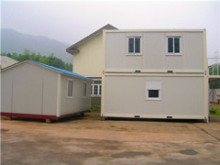 mobile house light steel warehouse