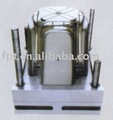 plastic injection bench mould,good quality mold