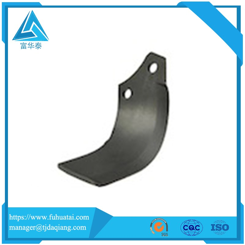 High quality OEM spare parts /rotary tiller blade