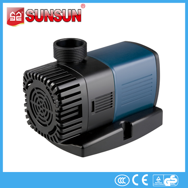 SunSun JTP-4000 4000L/h-16000L/h high quality goulds submersible water fountain pump