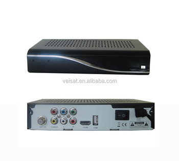 HD ISDB-T Digital Terrestrial Receiver ISDBT Set Top Box