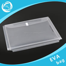 plastic body wash clear vinyl pvc bags