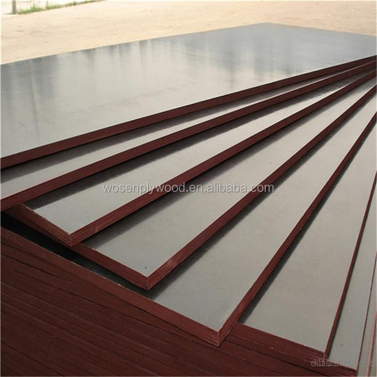 China linyi film faced plywood good quality 18mm marine plywood laminated