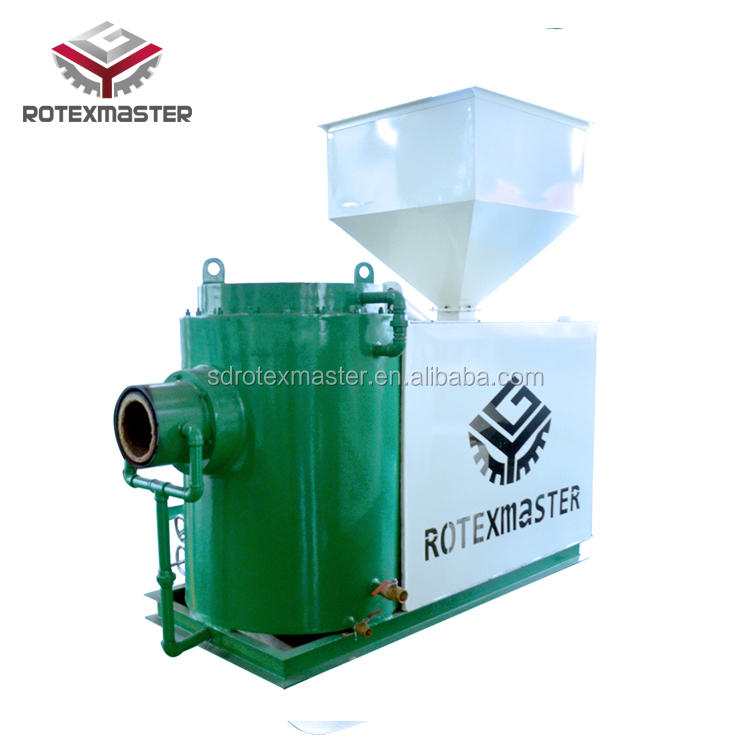Wood Pellet biomass Burner / biomass gasifier for Drying
