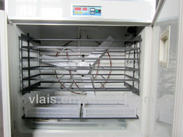 High quality automatic hatching machine, automatic incubator for chick duck goose bird variety eggs