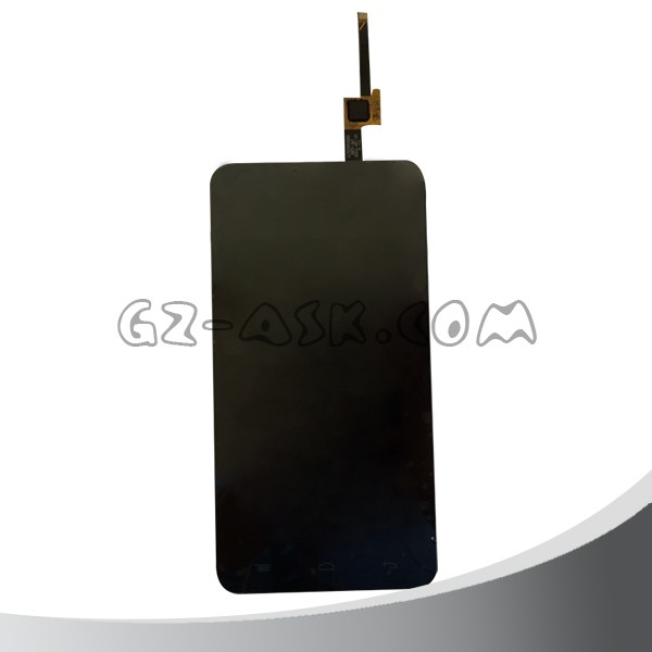 LCD assembly for alcatel One Touch Flash OT6042 lcd touch screen digitizer laptop screen display black