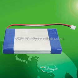 li ion battery 18650 7.4v 2000mah / worldwide shipping