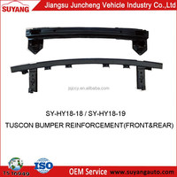 HYUNDAI TUCSON AUTO BODY CAR FRONT BUMPER SUPPORT FOR BROKEN METAL PARTS REPLACEMENT