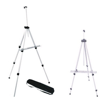 66 Inch Aluminum Field Easel With