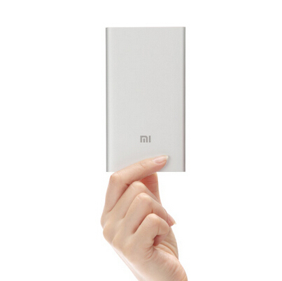 2016 9.9mm super slim powerbank 5000mah xiaomi powerbank original