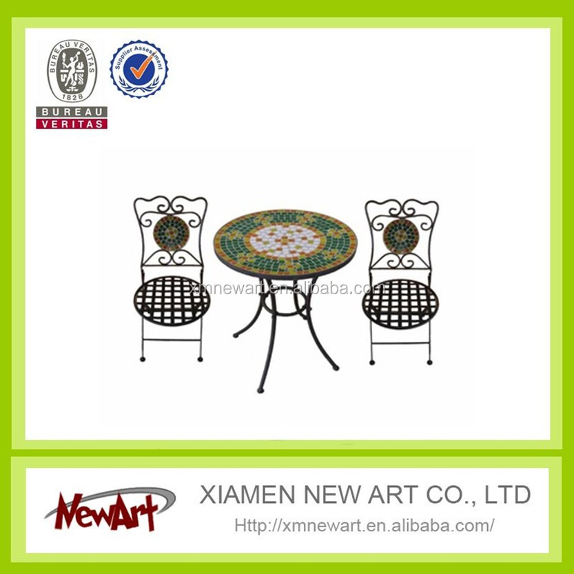 Aluminium Catering Garden Table And Chairs