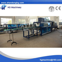 CE certificate automatic beer bottle shrink film packing machine,shrink film wrapping machine