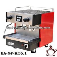 BA-GF-KT6.1 Kitsilano Italy pump 1 water outlet espresso coffee machine for sale