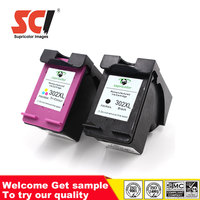 Remanufactured for hp 302XL ink cartridge for hp302XL 4516 4520 4521 4522 4523 4524 4525 cartridge