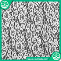 Germany lace fabric for clothes, durable nylon tulle lace, 2016 new design lace for dress