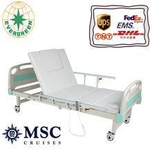 ZS-031 bedridden home caring electrical hospital bed