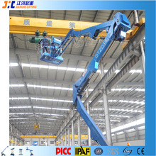 Full Electric Self Propelled Small Boom Lifts
