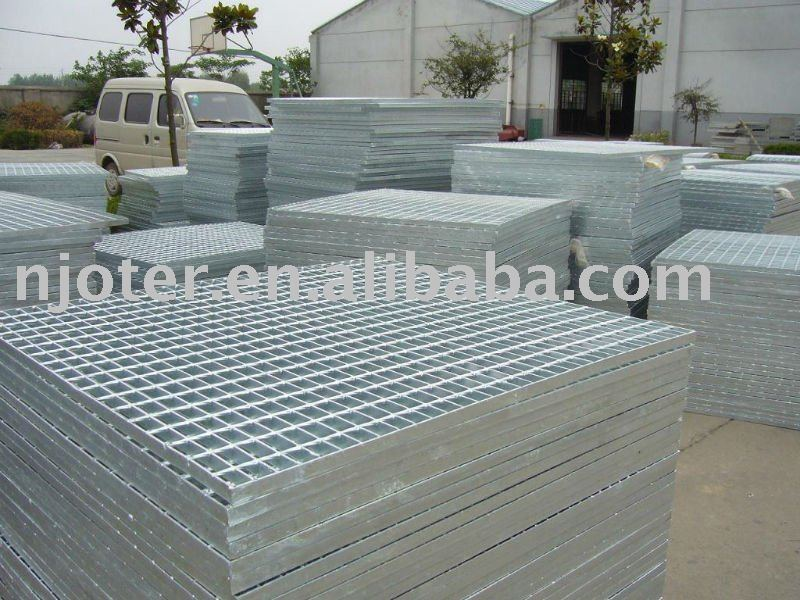 Best quality, price and servic galvanized steel grating