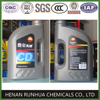 Factory price high quality CD grade auto lubricant 15w40 diesel engine oil
