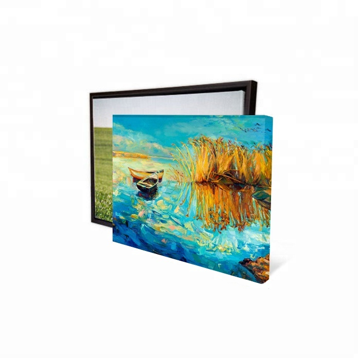 Abstract Landscape Hand Painting Canvas <strong>Art</strong>