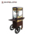 K517 8 Ounces Electric Popcorn Machine With Cart
