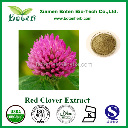 factory supply Red Clover Extract