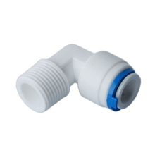 plastic RO Water filter fitting elbow push Fitting