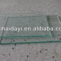 Clear Float Glass Use For Mirror