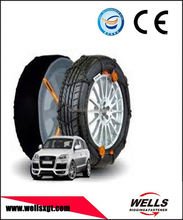 steel rubber snow chains