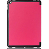 Superior quality 3 Folding stand leather flip cover for ipad pro