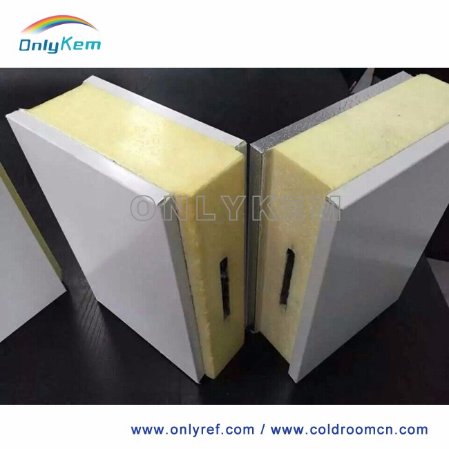 Cold Storage PU sandwich Panel, PUR Panel or PUF Panel