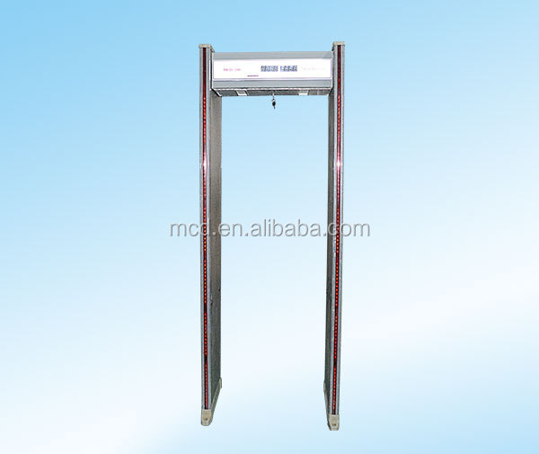 High Quality Walkthrough Metal Detectors/Full Body Scanner MCD-300