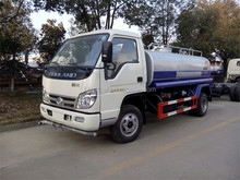 FOTON forland 5000 litres good price Water tank truck