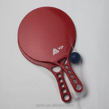 Table Tennis Carbon Racket for Outdoor Games
