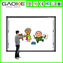 GK880H series IR Multitouch New style Infrared smart interactive whiteboard