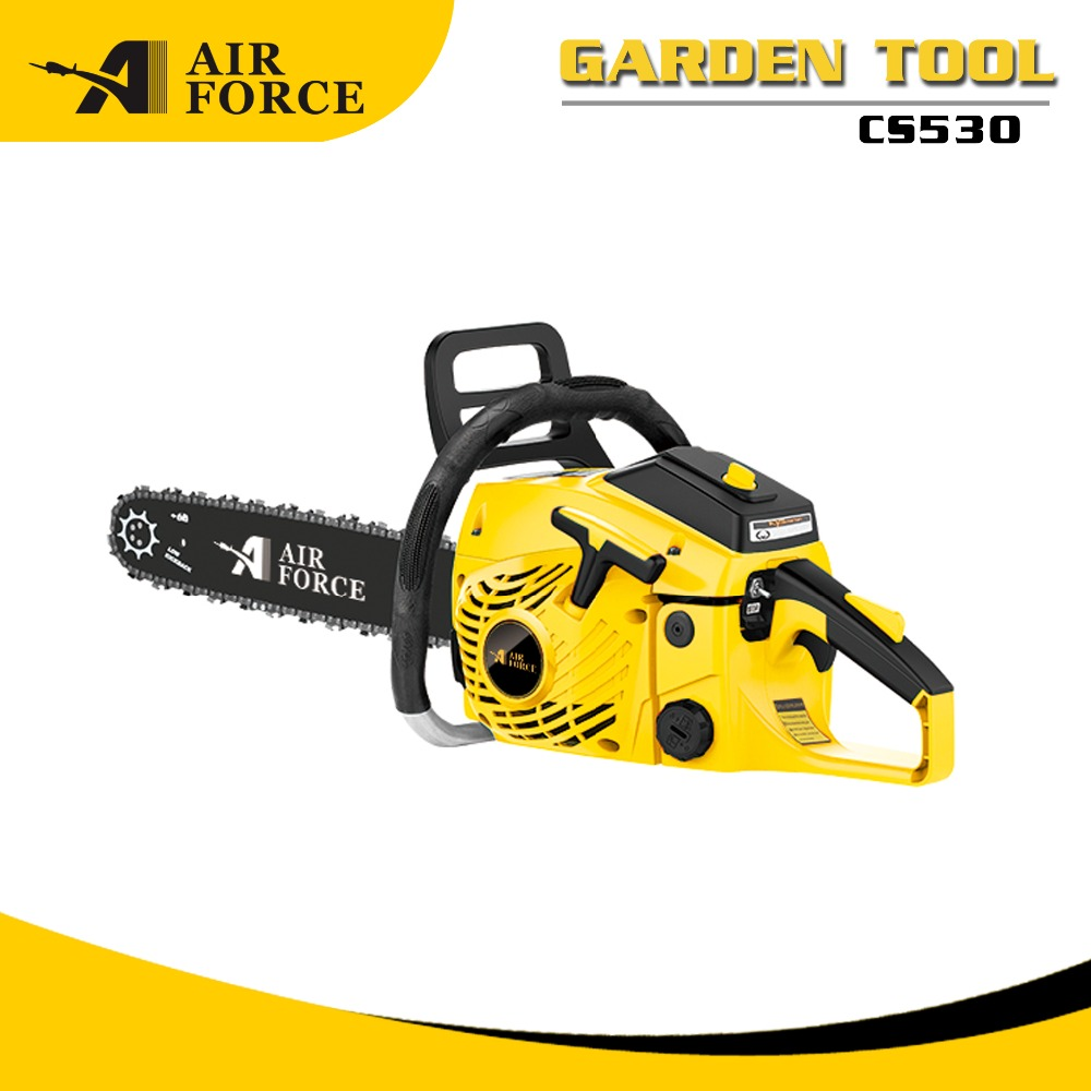 AF CS530 Competitive Price Petrol Chain Saw Wood Cutting Machine