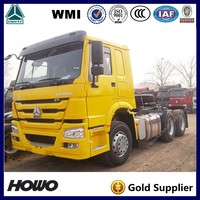 HOT sinotruk howo tractor truck for sale