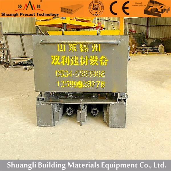 180*200 h beam machine precast concrete fence posts machinery