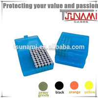 China Tsunami 9mm ammunition 100 round ammo box for outdoor hunting(TB-905)