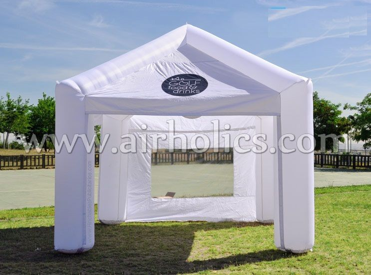 small white color inflatable tent price,inflatable dome tent for wedding,inflatable garage H2242