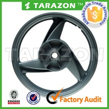 Aftermarket alloy motorcycle rear wheel for KAWASAKI
