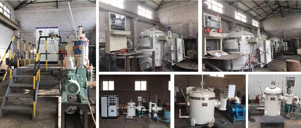 Vacuum annealing heat treatment furnace, vacuum hardening furnace
